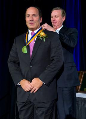 David Rusate, Quinnipiac Distinguished Alumni